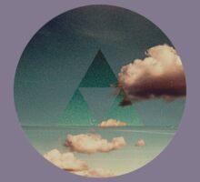 Triforce Clouds Kids Clothes
