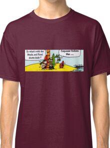 CORPORATE UNIFORM Classic T-Shirt