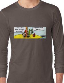 CORPORATE UNIFORM Long Sleeve T-Shirt