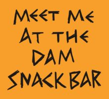 The Dam Snack Bar by -SKiZzeRs-