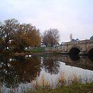 The Ross Bridge, Tas by Wendy Dyer