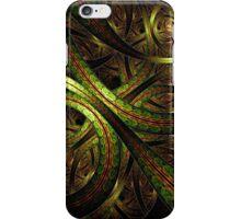 Endless Ribbons iPhone Case/Skin