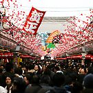 Asakusa, Japan by demistified