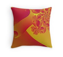 Floral Evolution 003.21.5.g4-280 Throw Pillow