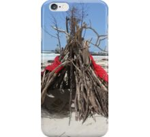 Diftwood Teepee iPhone Case/Skin