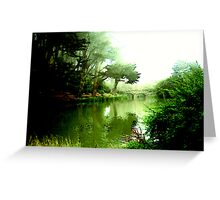 Golden Gate Park - San Francisco Greeting Card
