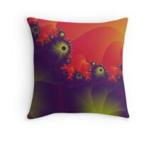 Floral Evolution 003.22.2.g4-280 Throw Pillow