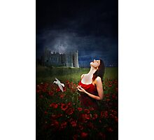 It's My Dreams You Take... Photographic Print