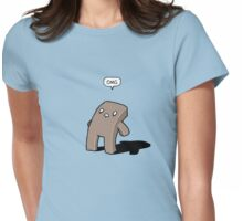Oh The Humanity Womens Fitted T-Shirt
