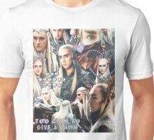 thranduil collage Unisex T-Shirt