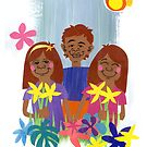 Mothers Day & flowers by mikeyfreedom