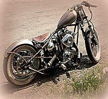 Raw Steel by Luuezz