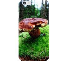 Spring Swirlings 5 iPhone Case/Skin