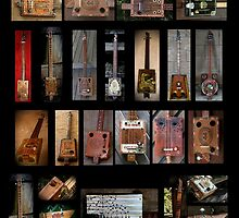Cigar Box Guitars #1 by EbnFlo
