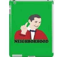 Neighborhood  iPad Case/Skin