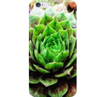 Spring Swirlings 6 iPhone Case/Skin