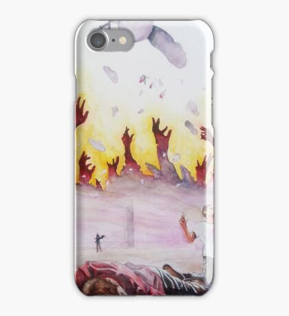 spilling Our Blood iPhone Case/Skin