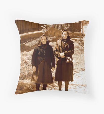 Holydays season Throw Pillow