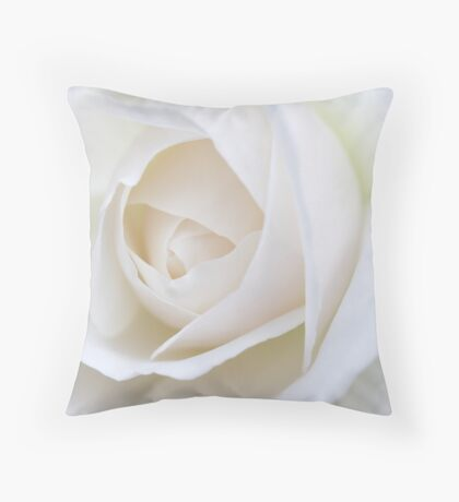 Rose - Winchester Cathedral Throw Pillow