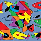 FISH DESIGN by Sandy1949
