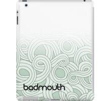 Faded Swirls - Badmouth iPad Case/Skin