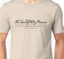 The Serenity Valley Museum Unisex T-Shirt