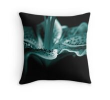Blue Perfection Throw Pillow