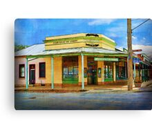 Beechworth Ice Creamery Canvas Print