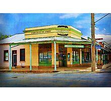 Beechworth Ice Creamery Photographic Print