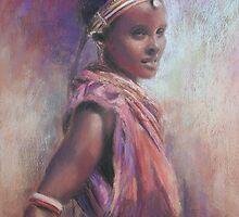 Serenity by Angela Drysdale
