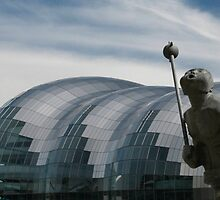 The Sage, Newcastle-Gateshead by George Ledger