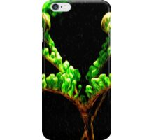 Spring Swirlings 11 iPhone Case/Skin
