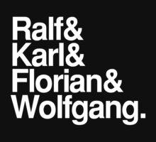 Kraftwerk by B. Glazier