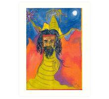 Balboa Man Art Print