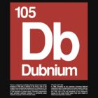 105-Dubnium by B. Glazier