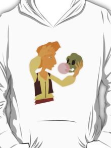 Guybrush performs Hamlet T-Shirt