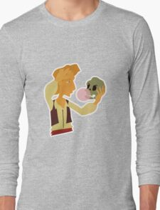 Guybrush performs Hamlet Long Sleeve T-Shirt