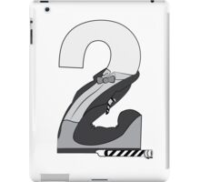 Doctor No. 2 iPad Case/Skin