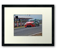 Steve Richards Framed Print