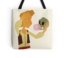 Guybrush performs Hamlet Tote Bag