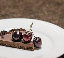 Chocolate Ganache cake by BriGt