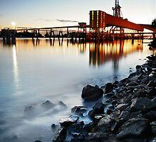 Dock Mirror by Ben Ryan