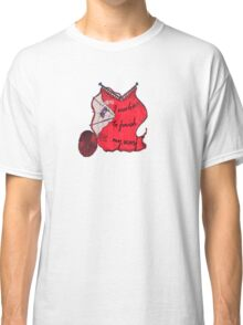 Lav the Spider doubts your resolve Classic T-Shirt