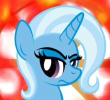 Trixie Hates Wheels (My Little Pony: Friendship is Magic) Sticker