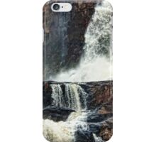 Iguazu Falls - Crashing Water iPhone Case/Skin