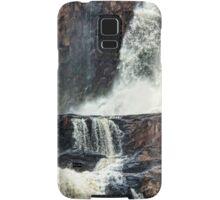 Iguazu Falls - Crashing Water Samsung Galaxy Case/Skin