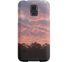 Softly Softly Sunset Samsung Galaxy Case/Skin