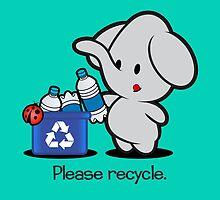 Farm Babies - Please recycle. by farmbabies