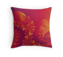 Floral Evolution 003.27.1.g4-280 Throw Pillow