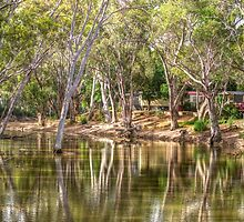 Echuca/Moama  Hideaway - Echuca Victoria Moama  NSW - The HDR Experience by Philip Johnson